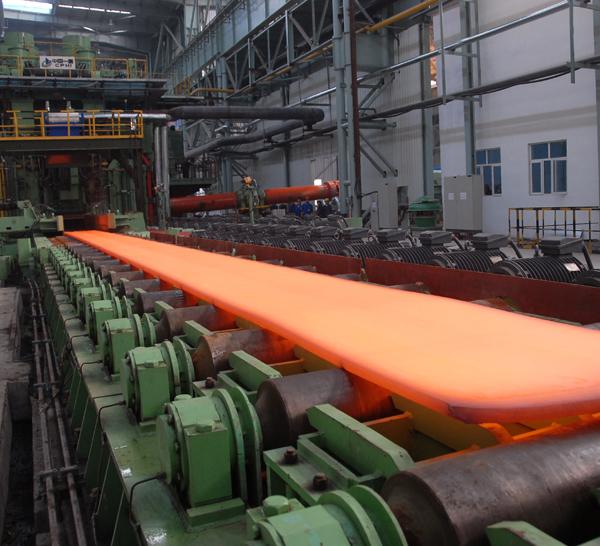 热轧生产线