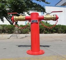 泡沫消火栓PS100-65×2型