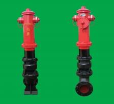 防撞调压型室外消火栓SSFT150/80型